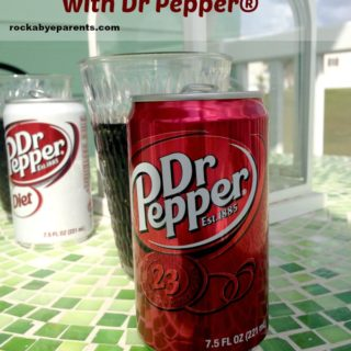 Having Some #SummerFUNd With Dr Pepper®