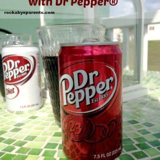 Have Some #SummerFUNd with Dr Pepper® - rockabyeparents.com