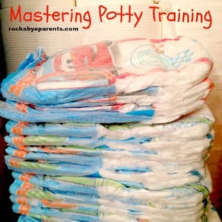 How We're Finally Mastering Potty Training