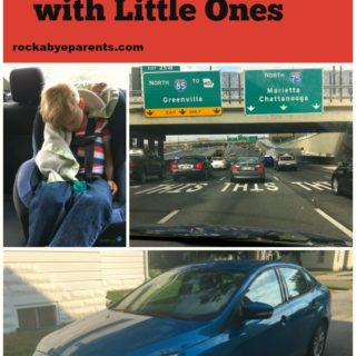 5 Tips For Road Trips With Little Ones