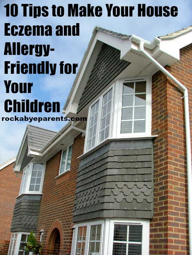 10 tips to make your house eczema and allergy friendly for Draw your house