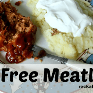 Easy Meatloaf Recipe without Eggs