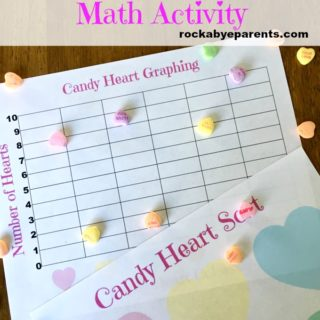 Candy Heart Sort and Graph: A Valentine's Day Math Activity