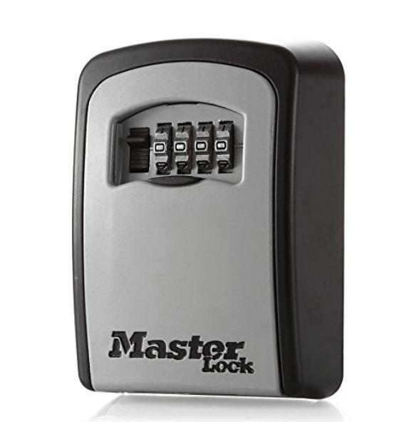 Combination Wall-Mounted Key Storage Box