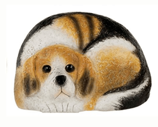 Ceramic Dog Key Hider