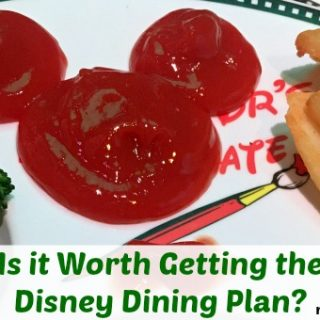 Disney Dining Plan Information
