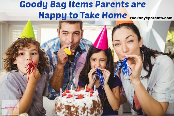 Birthday Party Favor Ideas that Parents Like