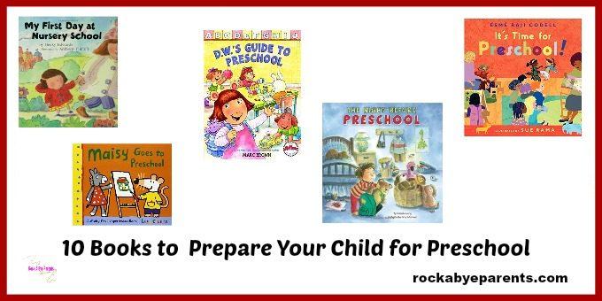 10 Books about Preschool
