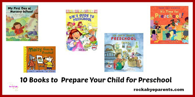 10 Books about Preschool