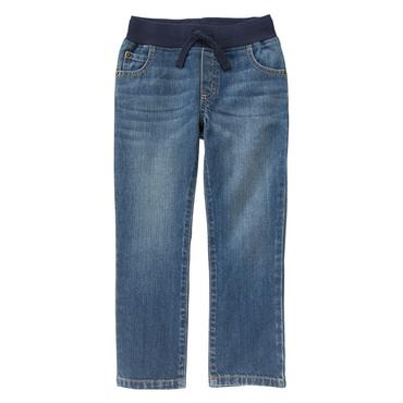 Gymboree Pull-On Straight Jeans