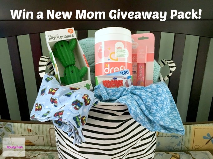 Win a New Mom Giveaway Pack!