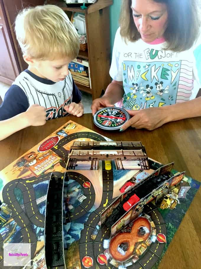 Learning Life Skills with Risky Raceway