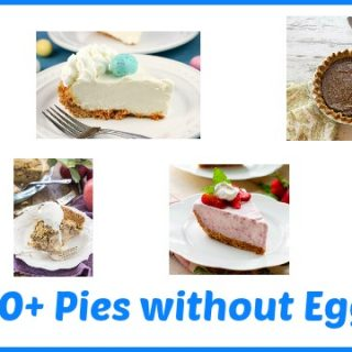 50+ Pies Without Egg
