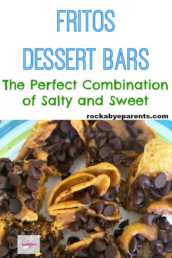 Fritos Dessert Bars - The Perfect Combination of Salty and Sweet