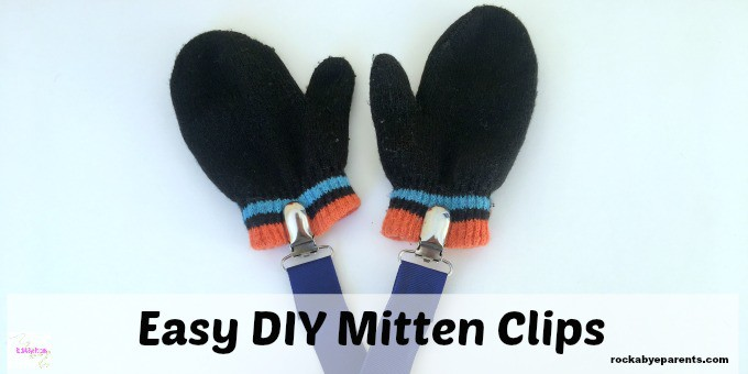 How to Make Mitten Minders
