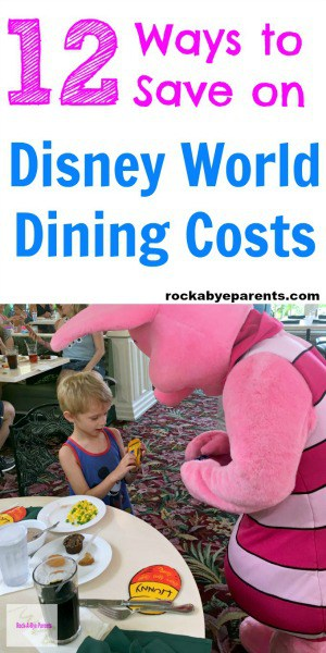Walt Disney World Dining Popular Post Image