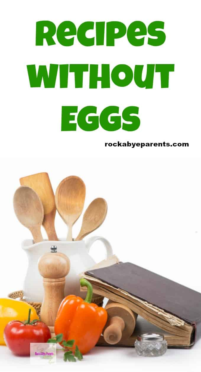 Recipes without Eggs