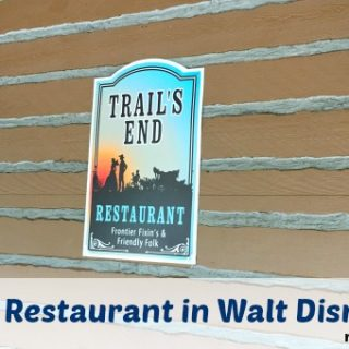 Trail's End Restaurant at Fort Wilderness