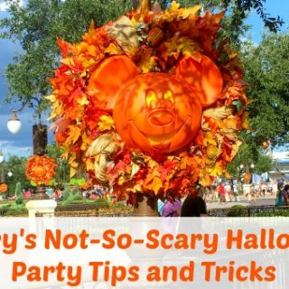Disney World Halloween Party