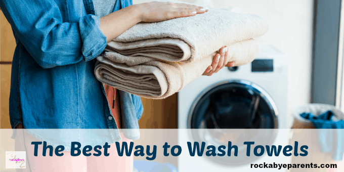 Best Way to Clean Towels