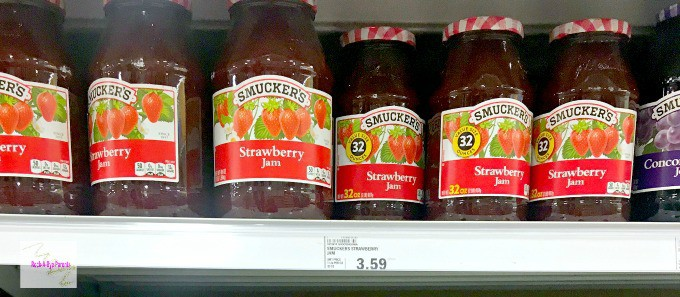 Smucker's Strawberry Fruit Spreads at Meijer
