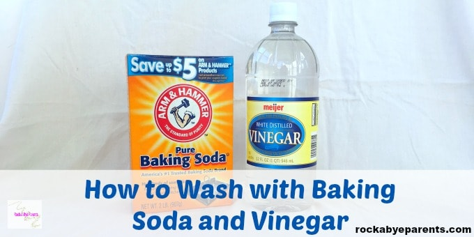 Washing Towels With Vinegar And Baking Soda Safely