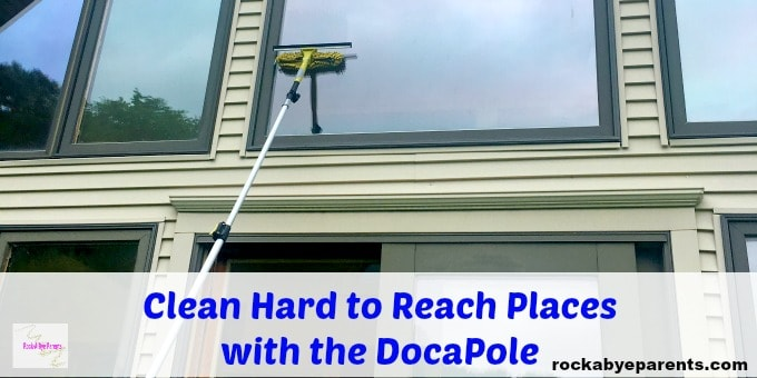 How to Clean Hard to Reach Places